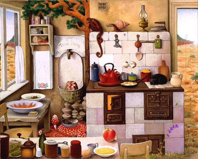 Grandma S Kitchen 1