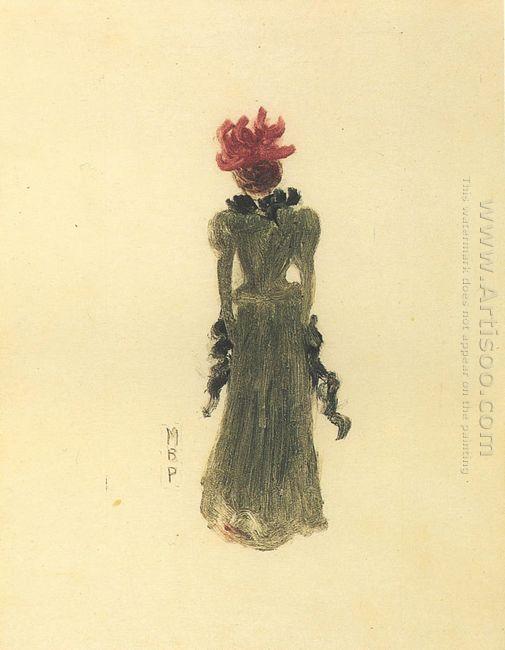 Green Dress 1894