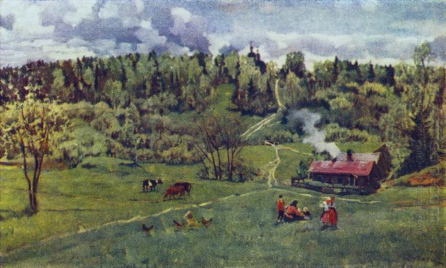 Green May 1917
