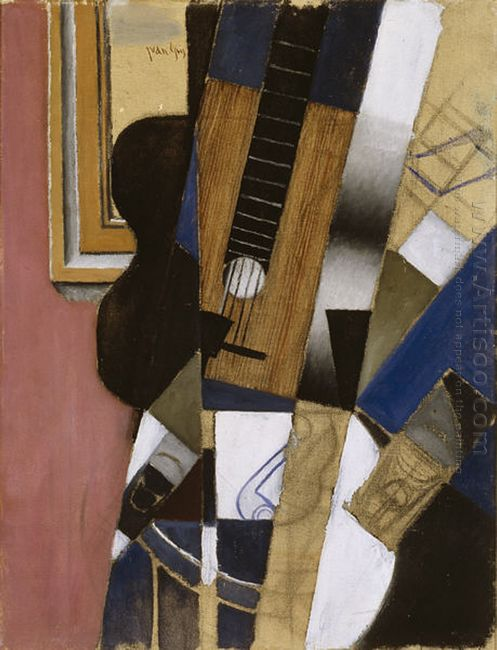 Guitar And Pipe 1913