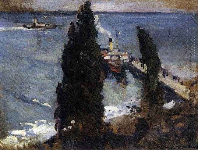 Gursuf Evening 1912
