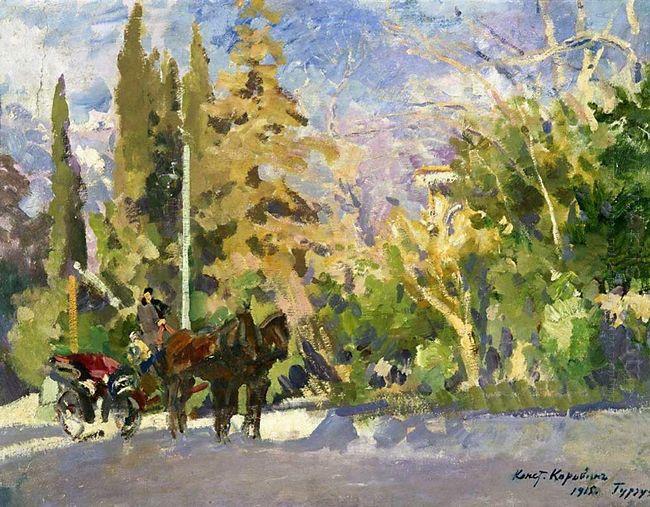 Gurzuf 1915