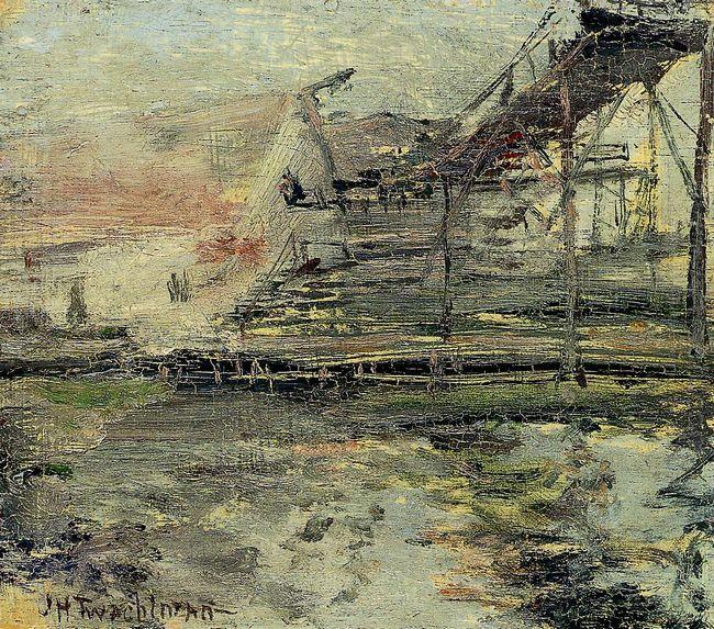 Harbor Scene 1