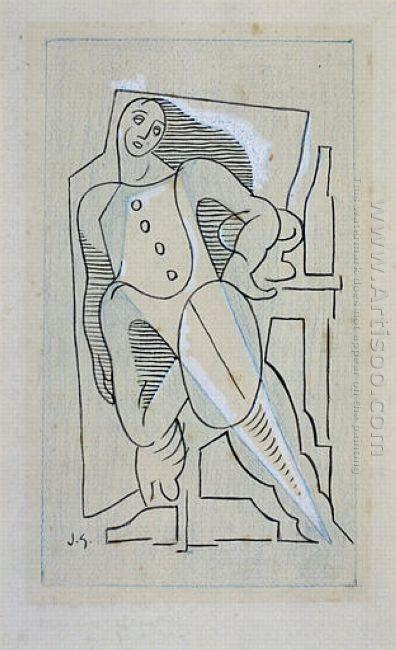 Harlequin 1920