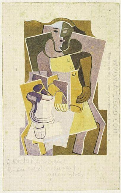 Harlequin 1922