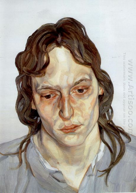 Head Of A Girl 1976