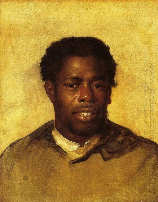 Head Of A Negro 1778