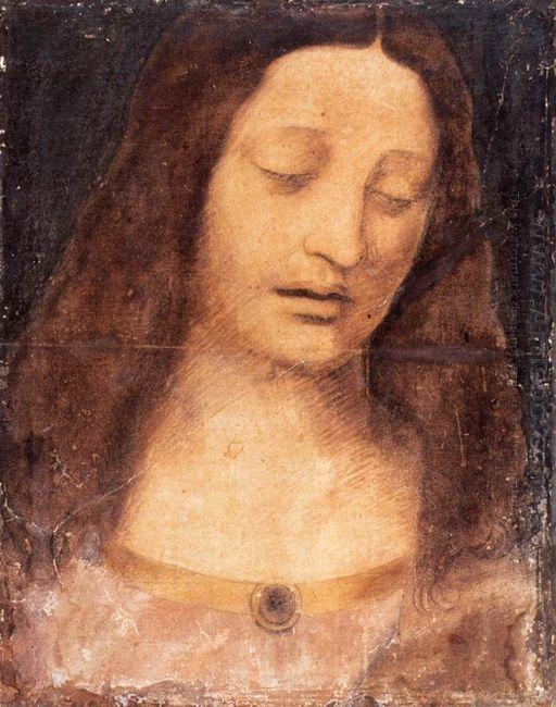 Head Of Christ 1