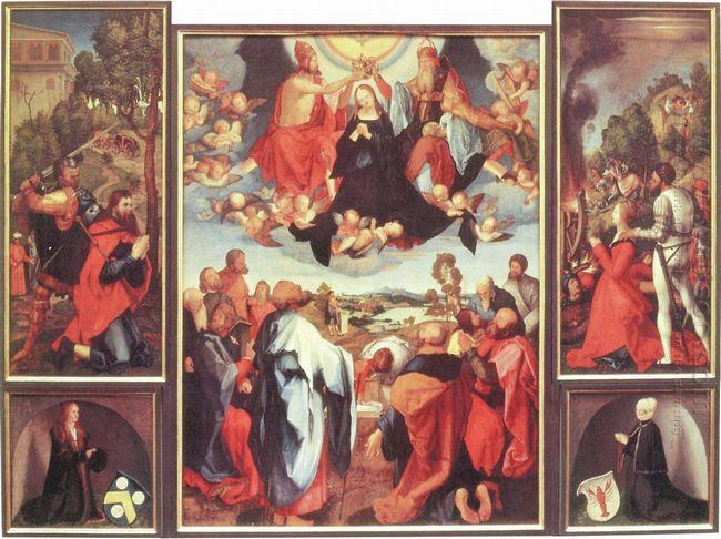 Heller Altarpiece 1509