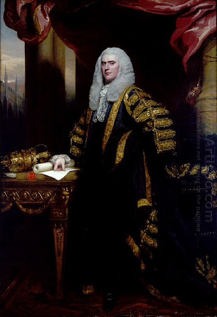 Henry Addington First Viscount Sidmouth 1798