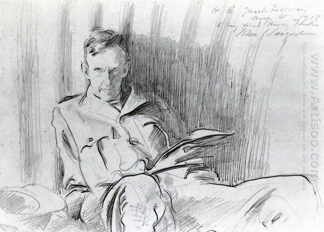 Henry Tonks 1918