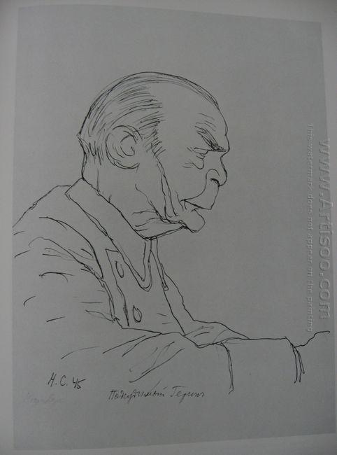 Hermann Göring 1945