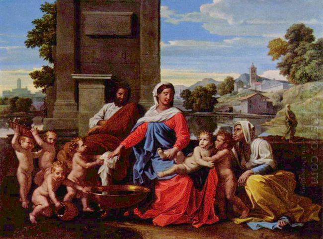 Holy Family 1650