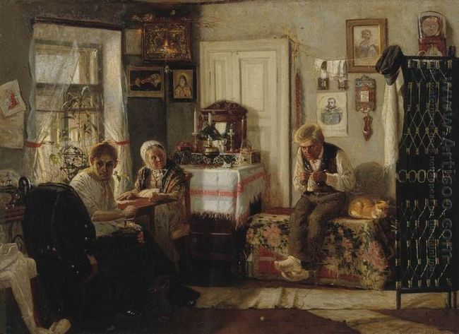 Home Arrest 1883