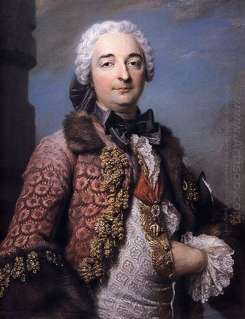 Honore Armand Duke Of Villars