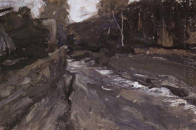 Hrazdan River 1903
