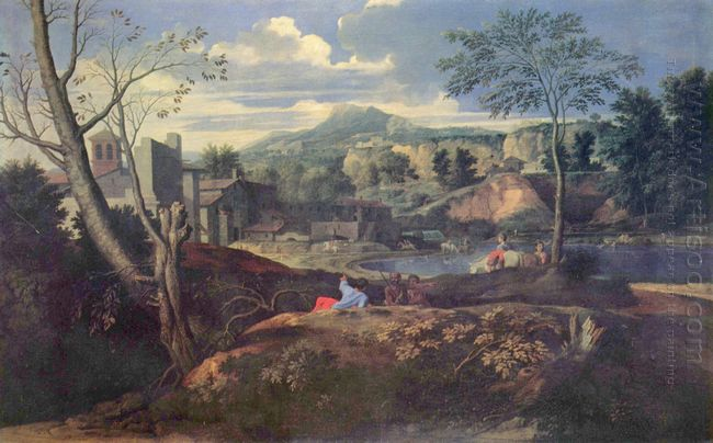 Ideal Landscape 1650