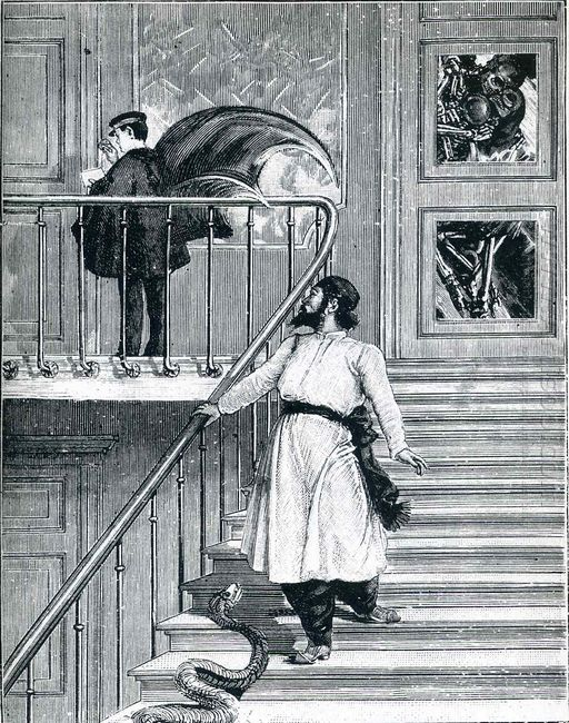 Illustration To A Week Of Kindness 1934 100