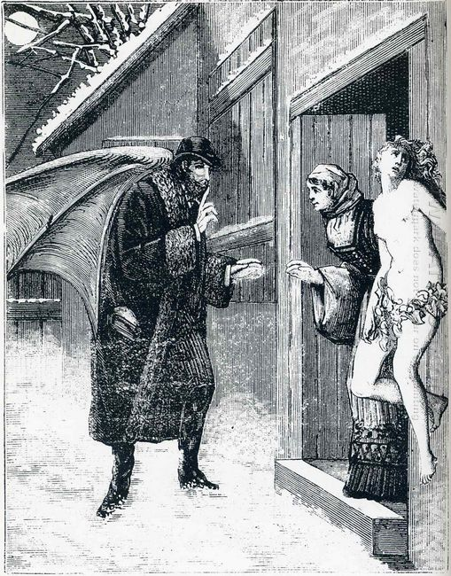 Illustration To A Week Of Kindness 1934 101