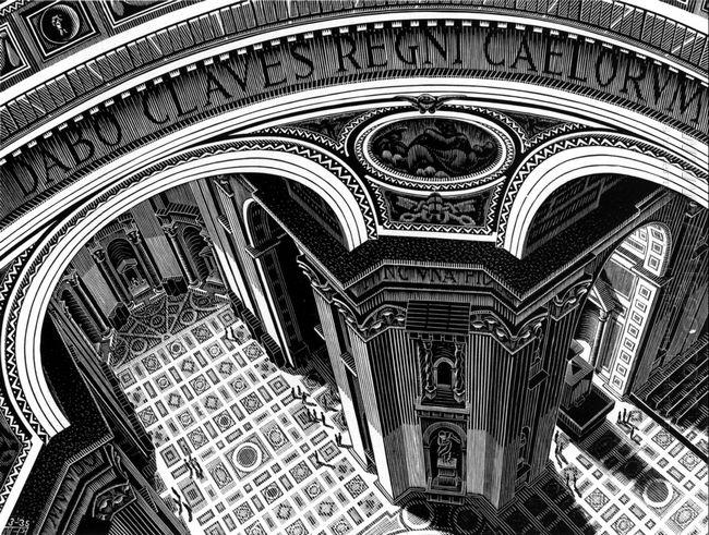 Inside St Peter S Rome