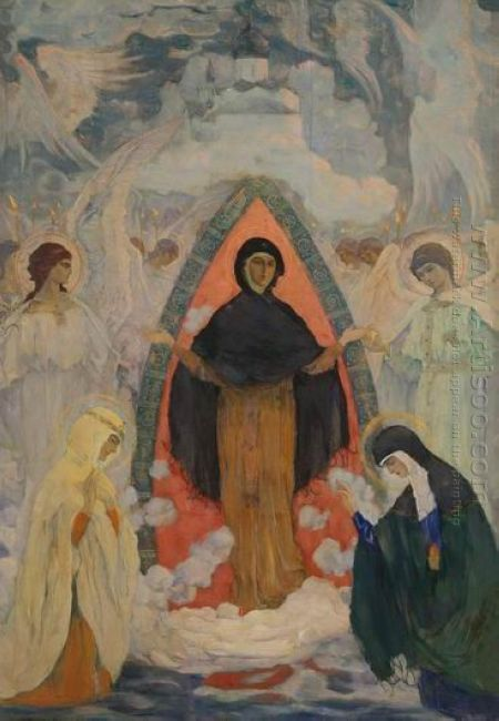 Intercession Of Our Lady 1914