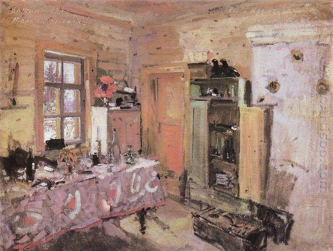 Interior 1913