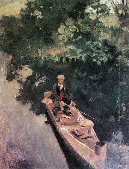 In The Boat 1915