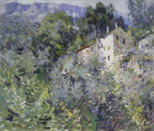In The South Of France 1908