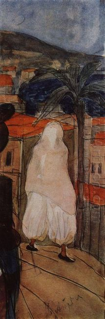 In The Veil 1907