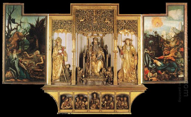 Isenheim Altarpiece Third View
