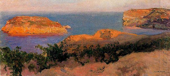 Isla Del Cap Marti Javea 1905