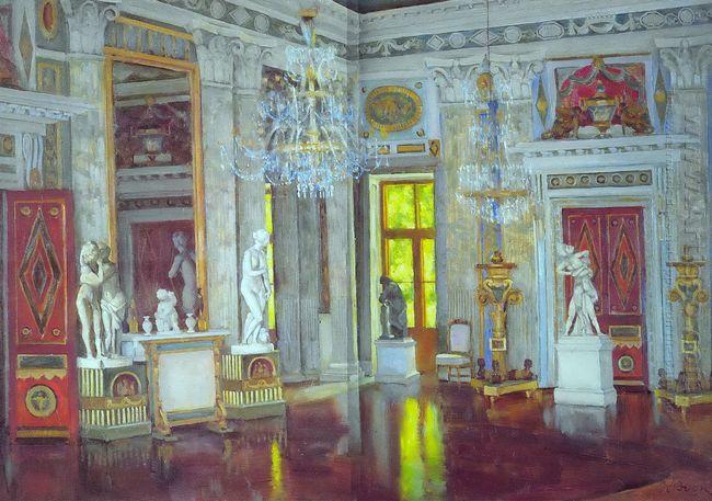 Italian Hall Ostankino Palace 1954