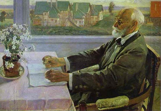Ivan Petrovich Pavlov 1935