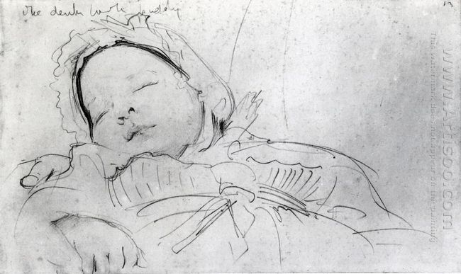 Jack Millet As A Baby 1888