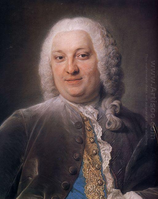 Jacques Louis Francois Roussel Marquis De Courcy