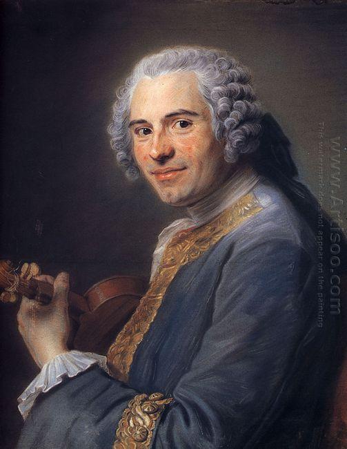 Jean Joseph Cassanea De Mondonville 1747