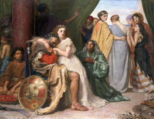 Jephthah 1867