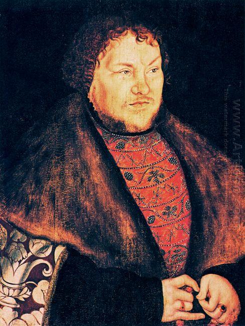 Joachim I Nestor Elector Of Brandenburg 1529