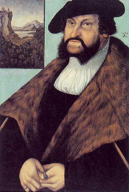 Johann Friedrich Von Sachsen 1532 1