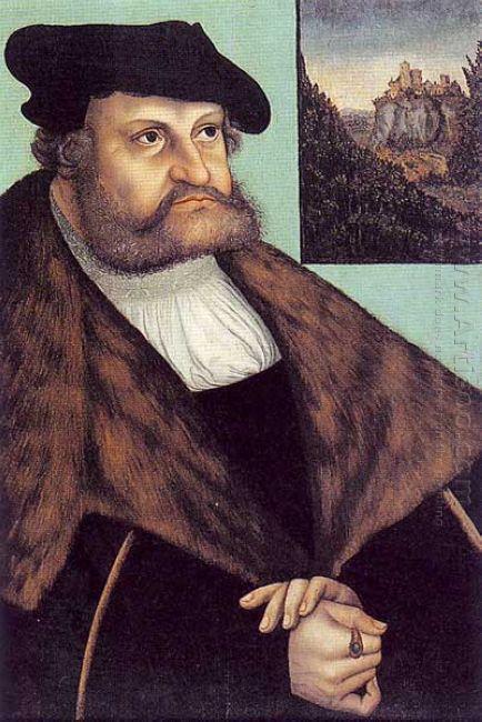 Johann Friedrich Von Sachsen 1532