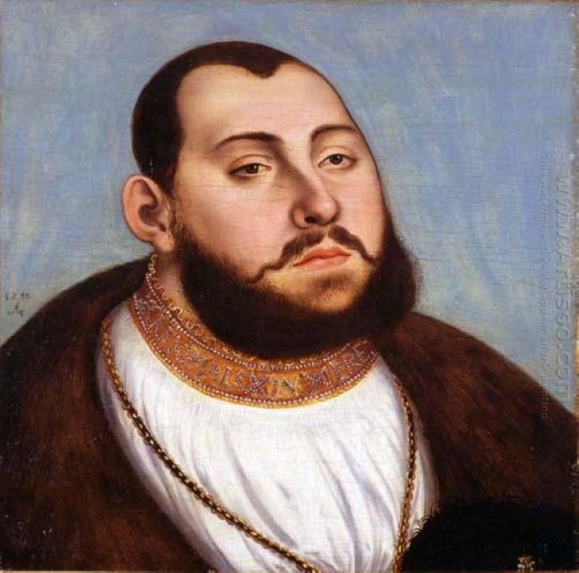 John Frederick The Magnanimous Elector Of Saxony 1535