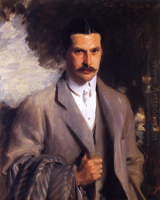 John Ridgely Carter 1901