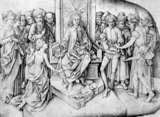 Judgement Of Solomon