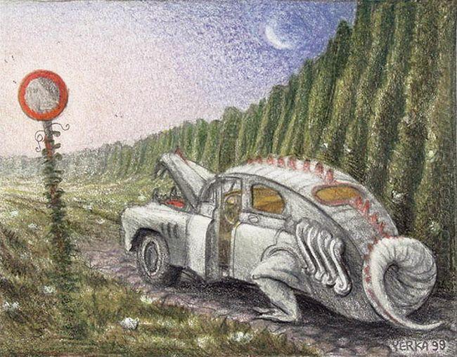 Jurassic Parking 1999