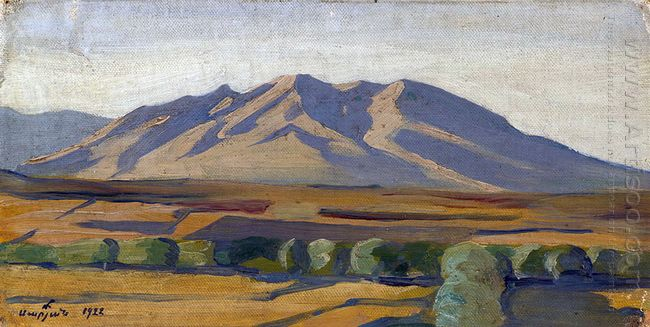 Kara Dag Mountain 1922