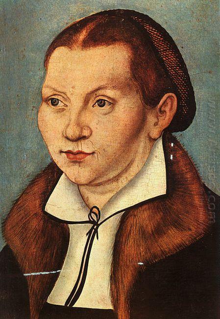 Katharina Luther 1529