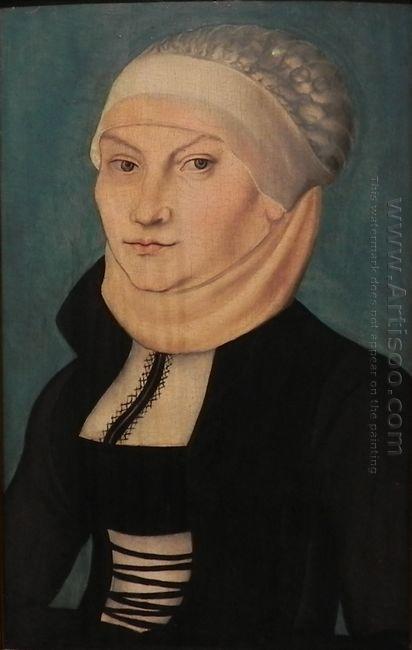 Katharina Von Bora 1528