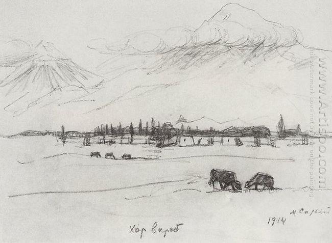 Khor Virap 1914