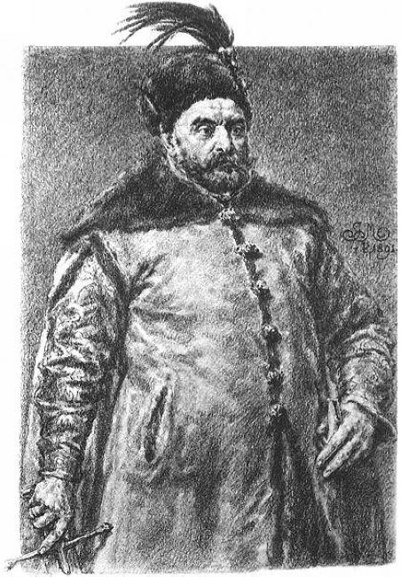 King Stefan Batory