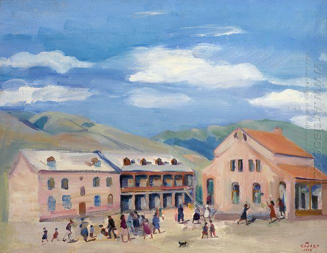 Kirovakan Village 1948